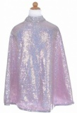 Great Pretenders Silver Sequins Cape